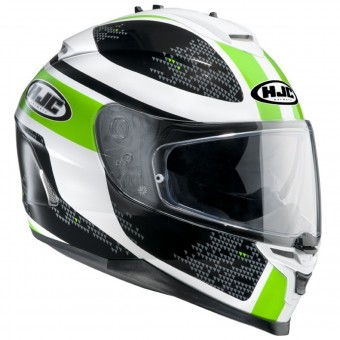 Casque Integrale HJC IS17 Paru MC4