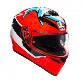 Casque Integrale AGV K3 SV Attack