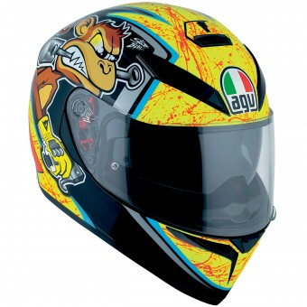 Casque Integrale AGV K3 SV Bulega