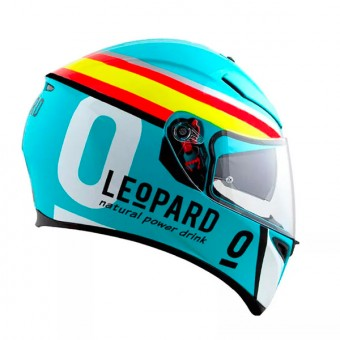 Casque Integrale AGV K3 SV Replica Mir 2017