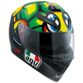 Casque Integrale AGV K3 SV Top Tartaruga
