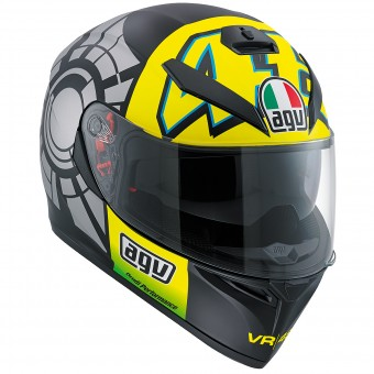 Casque Integrale AGV K3 SV Top Winter Test 2012