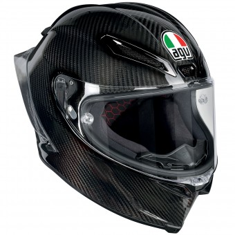 Casque Integrale AGV Pista GP R Glossy Carbon