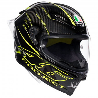 Casque Integrale AGV Pista GP R Project 46 3.0 Carbon