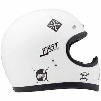 Casque Integrale Dmd Racer Flash