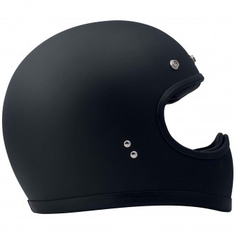 Casque Integrale Dmd Racer Matt Black