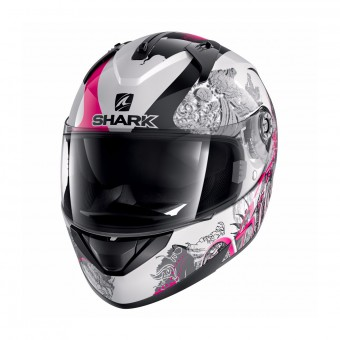 Casque Integrale Shark Ridill 1.2 Spring WKV