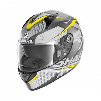 Casque Integrale Shark Ridill 1.2 Stratom Mat AAY