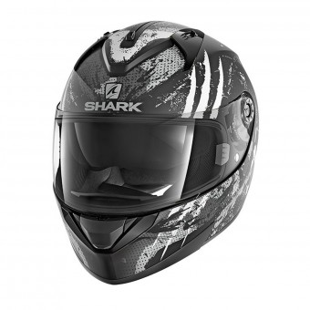 Casque Integrale Shark Ridill 1.2 Threezy Mat KWA