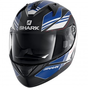 Casque Integrale Shark Ridill Tika Mat KBW