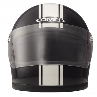 Casque Integrale Dmd Rocket Racing Nero