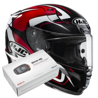 Casque Integrale HJC RPHA 11 Bludom MC1