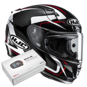 Casque Integrale HJC RPHA 11 Bludom MC5