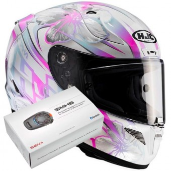 Casque Integrale HJC RPHA 11 Candra MC8