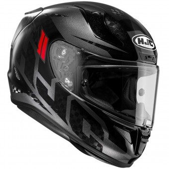 Casque Integrale HJC RPHA 11 Carbon Lowin MC5
