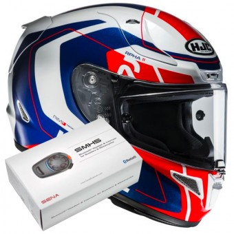 Casque Integrale HJC RPHA 11 Chakri MC21