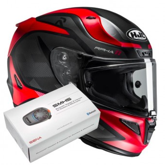 Casque Integrale HJC RPHA 11 Deroka MC1SF