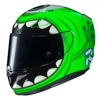 Casque Integrale HJC RPHA 11 Disney Mike Wazowski MC4