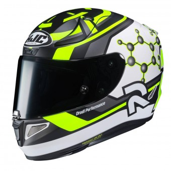 Casque Integrale HJC RPHA 11 Iannone 29 Replica MC4HSF