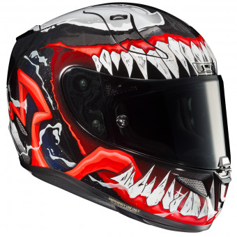 Casque Integrale HJC RPHA 11 Venom II Marvel MC1