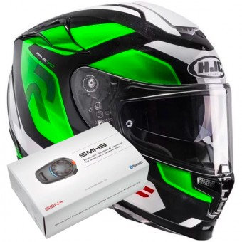 Casque Integrale HJC RPHA 70 Grandal MC4