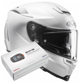 Casque Integrale HJC RPHA 70 White