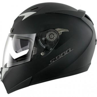 Casque Integrale Shark S 900 C Pinlock Dual Black BLK