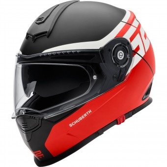 Casque Integrale Schuberth S2 Sport Rush Red