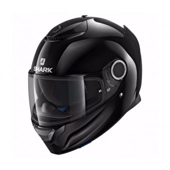 Casque Integrale Shark Spartan 1.2 Blank BLK
