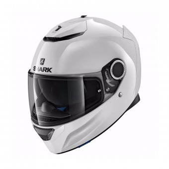 Casque Integrale Shark Spartan 1.2 Blank WHU