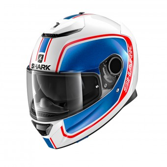Casque Integrale Shark Spartan 1.2 Priona WBR