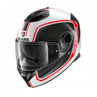 Casque Integrale Shark Spartan 1.2 Priona WKR