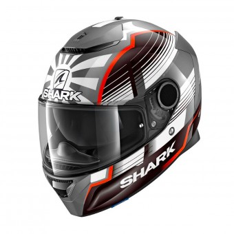 Casque Integrale Shark Spartan 1.2 Replica Zarco Malaysian GP AWR