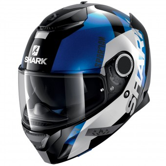 Casque Integrale Shark Spartan Apics KWB