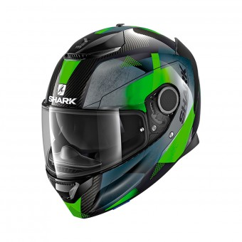 Casque Integrale Shark Spartan Carbon 1.2 Kitari DGA