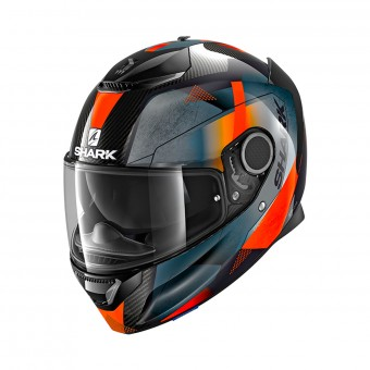 Casque Integrale Shark Spartan Carbon 1.2 Kitari DOA