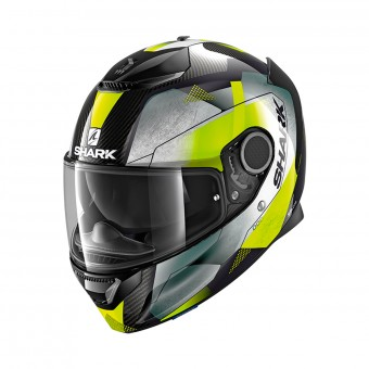 Casque Integrale Shark Spartan Carbon 1.2 Kitari DYW