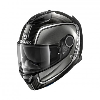 Casque Integrale Shark Spartan Carbon 1.2 Priona DAS