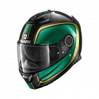 Casque Integrale Shark Spartan Carbon 1.2 Priona DGQ