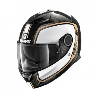 Casque Integrale Shark Spartan Carbon 1.2 Priona DWK