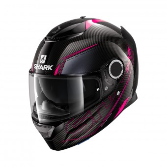 Casque Integrale Shark Spartan Carbon 1.2 Silicium DVA
