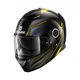 Casque Integrale Shark Spartan Carbon 1.2 Silicium DYA