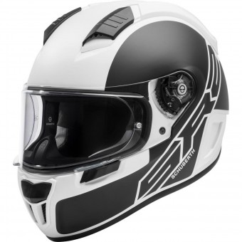 Casque Integrale Schuberth SR2 Traction White