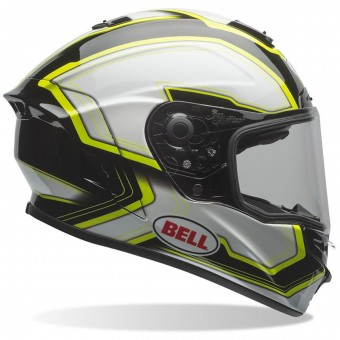 Casque Integrale Bell Star Pace White
