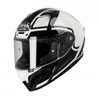 Casque Integrale Airoh Valor Marshall Bianco