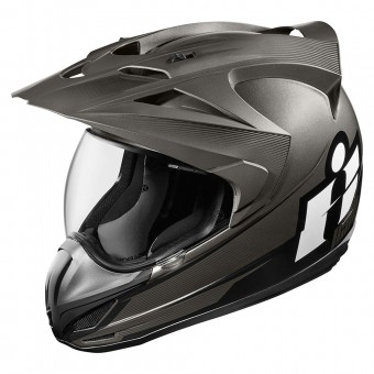 Casque Integrale ICON Variant Double Stack Black