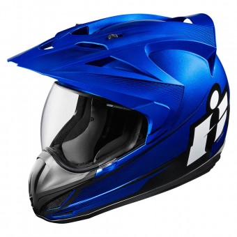 Casque Integrale ICON Variant Double Stack Blue
