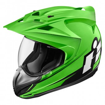 Casque Integrale ICON Variant Double Stack Green