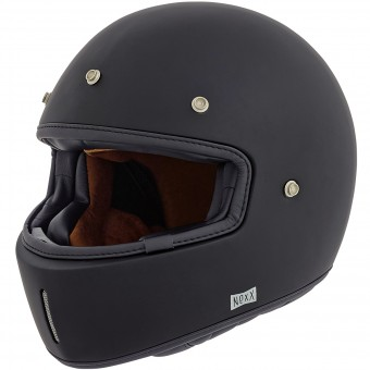 Casque Integrale Nexx X.G100 Purist Matt Black