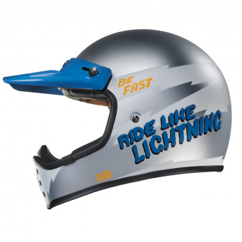Casque Integrale Nexx X.G200 Star Race Grigio Opaco
